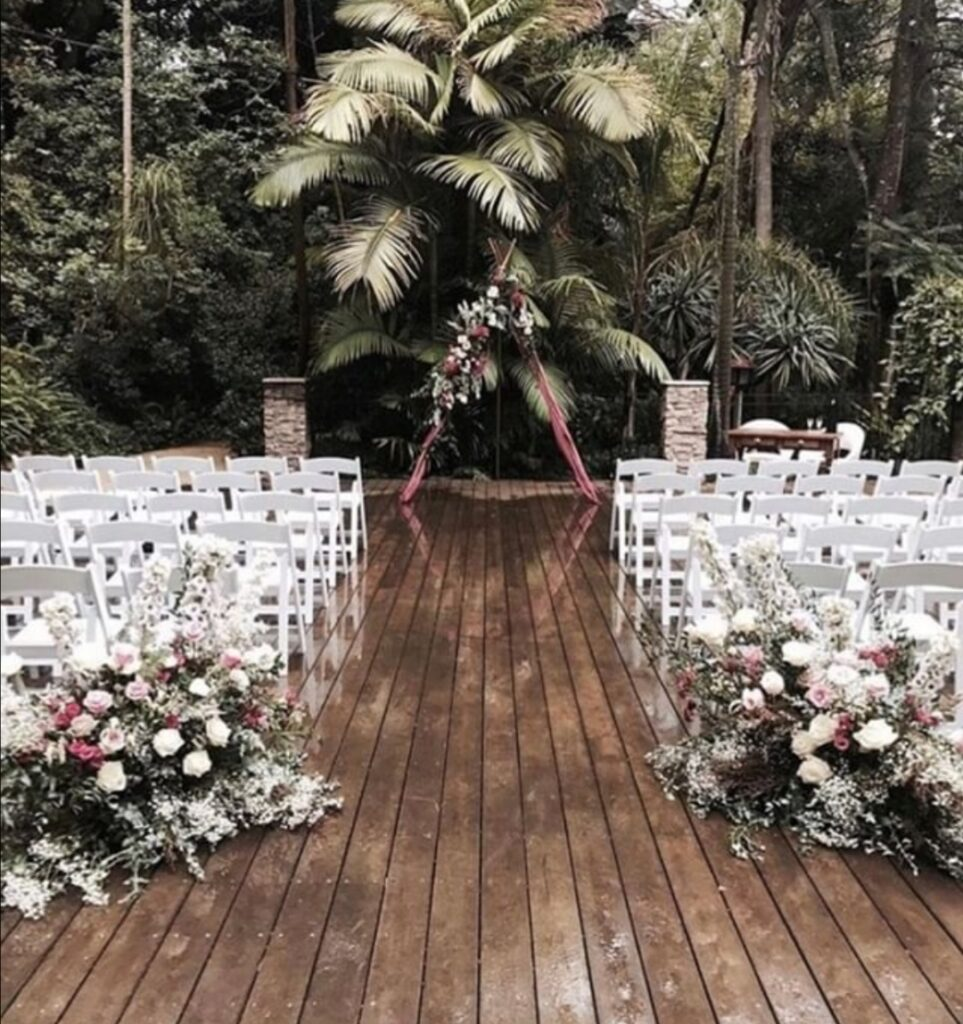 Outdoor ceremony locations in Perth