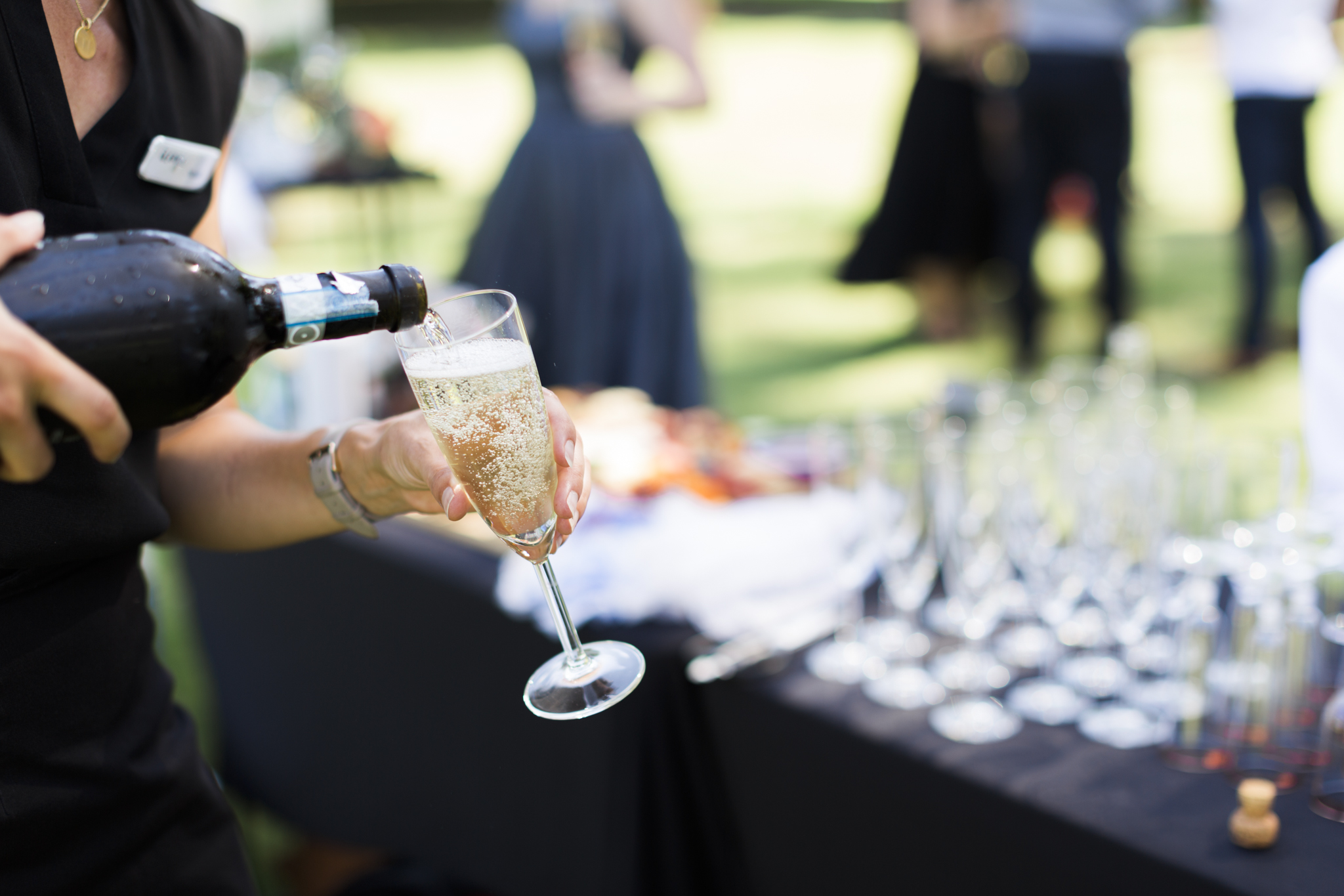 Wedding alcohol catering